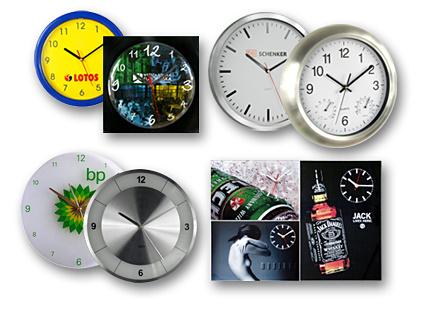 Design wall clocks